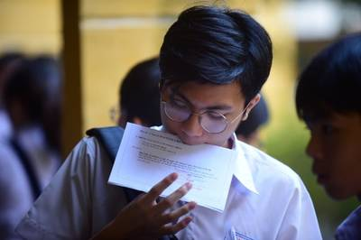 Đề thi lớp 10 môn Toán của TP.HCM năm 2019