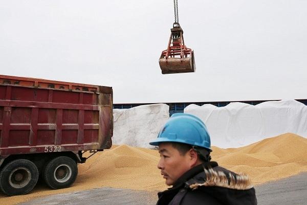 Trung Quốc,Mỹ,nông sản,Chiến Tranh Thương Mại