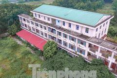 Cận cảnh Bệnh viện Đa khoa Mê Linh 2.700 tỷ bị bỏ hoang