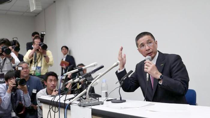 Dính bê bối tài chính, Chủ tịch Nissan trả lại một phần thu nhập