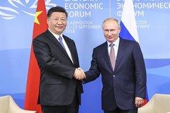 Mỹ đang đẩy Nga và Trung Quốc lại gần nhau hơn