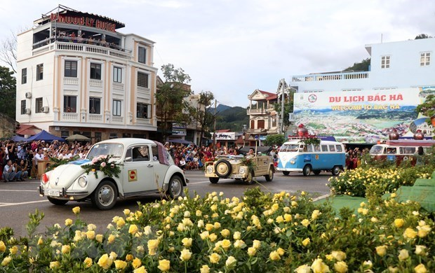 Bac Ha Plateau Festival kicks off