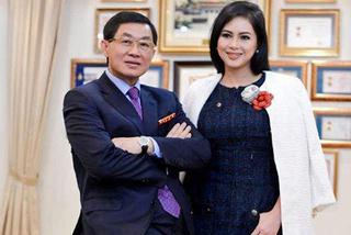 Chuyến bay định mệnh, 'vua hàng hiệu' Johnathan Hạnh Nguyễn gặp trùm thời trang