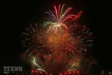 Da Nang International Fireworks Festival opens