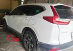 Khách Việt tố Honda CR-V chạy 90 km/h bị khóa cứng chân phanh