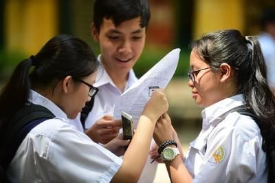 Môn Toán thi lớp 10 TP.HCM sẽ có trên 50% thí sinh đạt từ điểm trung bình trở lên