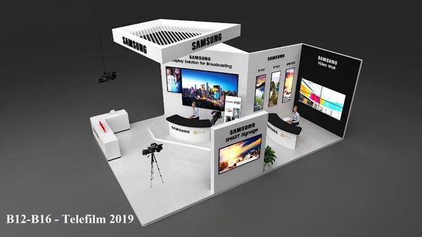 Telefim 2019,thiết bị truyền hình