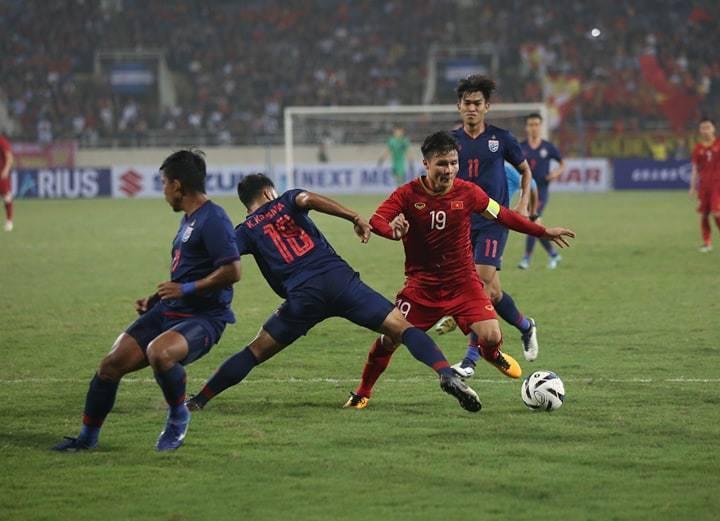 Việt Nam cùng bảng Thái Lan, Indonesia, Malaysia tại vòng loại World Cup