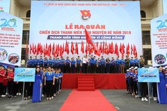 Vietnam young volunteer campaigns get going for summer