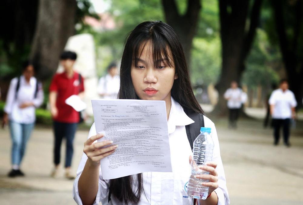 Hướng dẫn tra cứu điểm thi vào lớp 10 năm 2019 tại Hà Nội