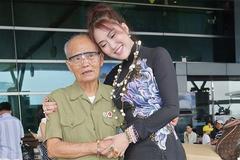 Phi Thanh Vân đau đớn vì không kịp gặp mặt cha lần cuối