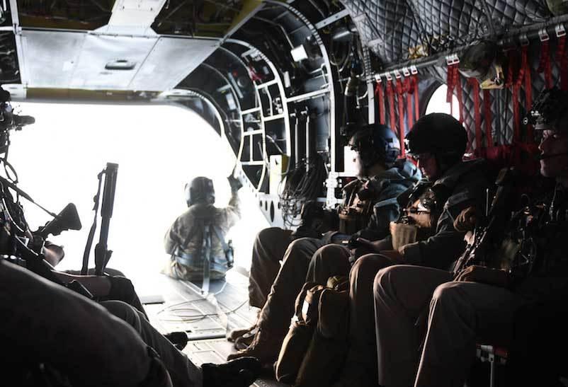 đội đặc nhiệm,Tổng thống Mỹ,Donald Trump,đội quân tinh nhuệ,Trump thăm Anh