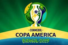 Lịch thi đấu vòng tứ kết Copa America 2019
