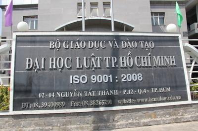 Cán bộ, giảng viên ĐH Luật TP.HCM gửi tâm thư tới Bộ trưởng Phùng Xuân Nhạ