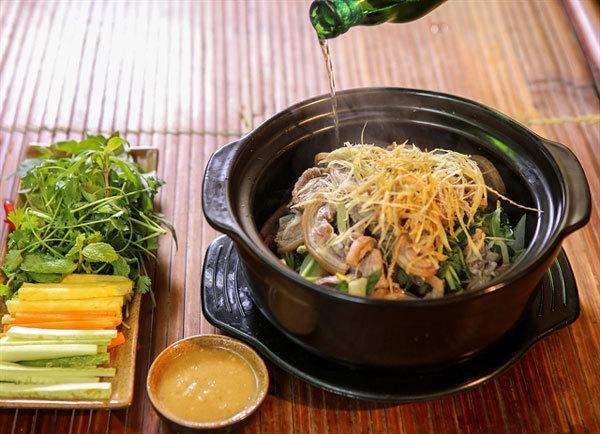 U Hoa Restaurant – a tranquility for enjoying Vietnamese food