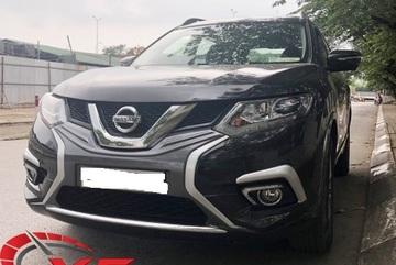 Chủ xe Nissan X-Trail rò dầu nặng nhất được mượn xe mới đi tạm