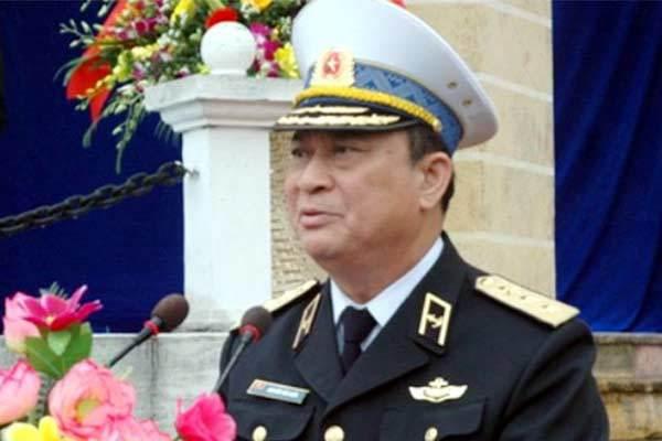 ủy ban Kiểm tra Trung ương,Đô đốc Nguyễn Văn Hiến,nguyễn văn hiến