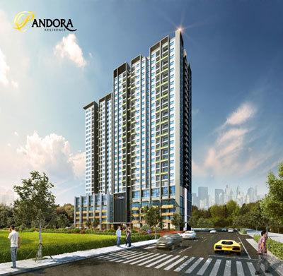 Pandora 53 Triều Khúc: Nhà đẹp, view thoáng