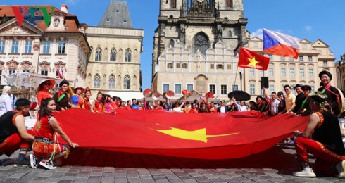 Vietnamese culture introduced at Czech ethnic minority festival