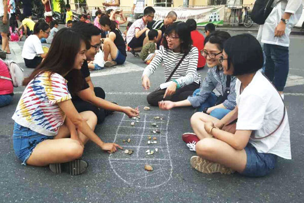 Enlivening the vitality of folk games in Vietnam's contemporary life