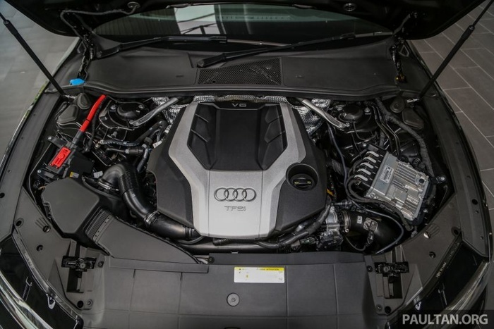 Audi A7 Sportback,Audi A7 Sportback tại Malaysia,Audi A7 Sportback tại Việt Nam