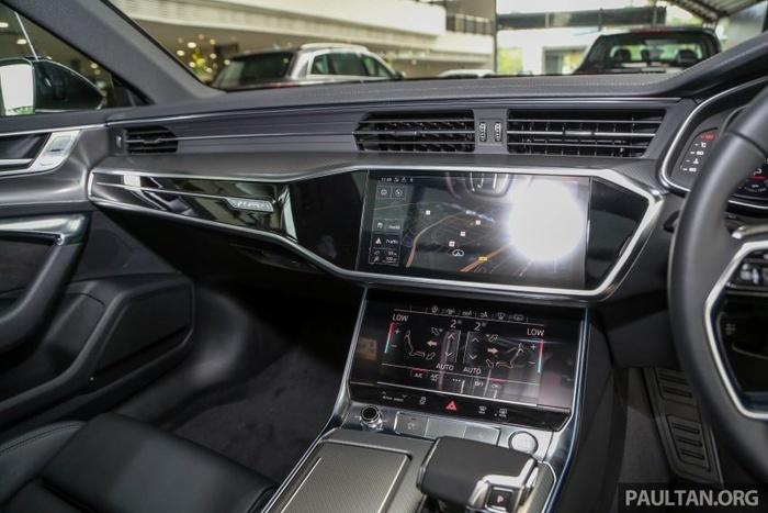Giá xe Audi A7 Sportback tại Malaysia 'rẻ' hơn Việt Nam 400 triệu đồng