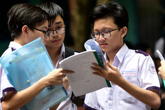 Điểm chuẩn vào lớp 10 tại Thái Bình có trường thấp kỷ lục với 10,5 điểm