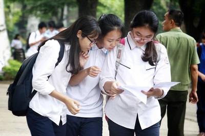 Môn Toán vào lớp 10 trường chuyên tại Hà Nội sẽ ít điểm 9, 10