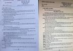 Đề thi lớp 10 giống đề kiểm tra học kỳ, hơn 6.400 thí sinh phải thi lại