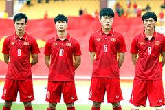 Tuyển Việt Nam đá King's Cup: Nhớ lắm, quân bầu Đức!