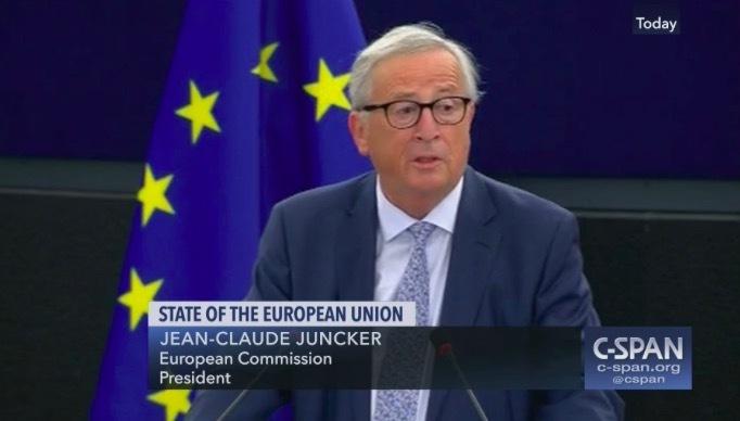 Sếp Uỷ ban châu Âu 'ghen tỵ' với ông Trump