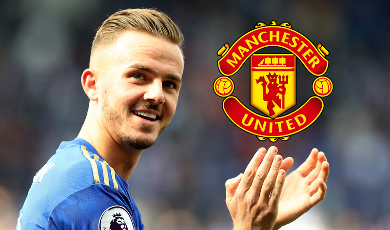 MU,Solskjaer,James Maddison