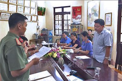 Vì sao Hà Giang có ít cán bộ bị truy tố hơn Sơn La trong gian lận thi cử?