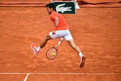 Federer và Nadal gọi, Djokovic trả lời