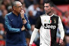"Về Juventus, Sarri nổ 2 ""bom tấn"" phục vụ Ronaldo"