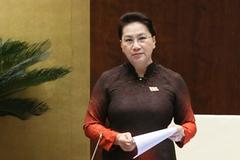 Chủ tịch QH: Nhiều tướng công an sai phạm xử lý là bình thường