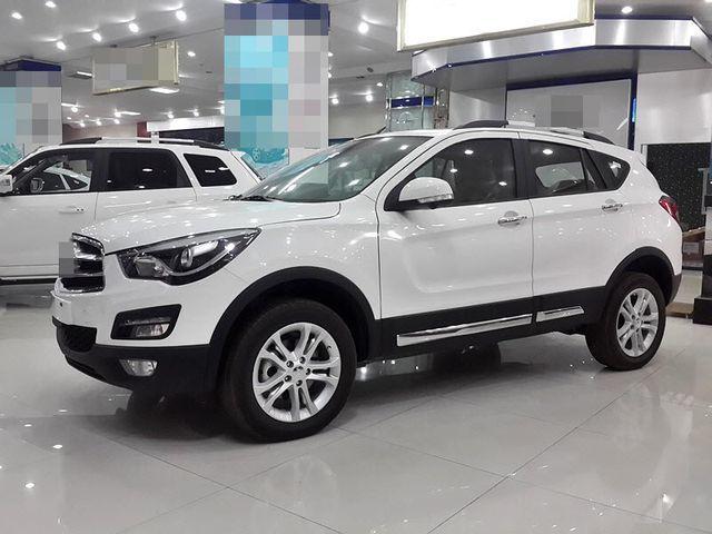 xe SUV,SUV bình dân,xe giá rẻ Trung Quốc