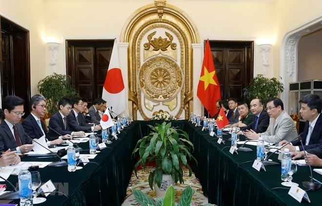 Vietnam, Japan seek to enhance extensive strategic partnership