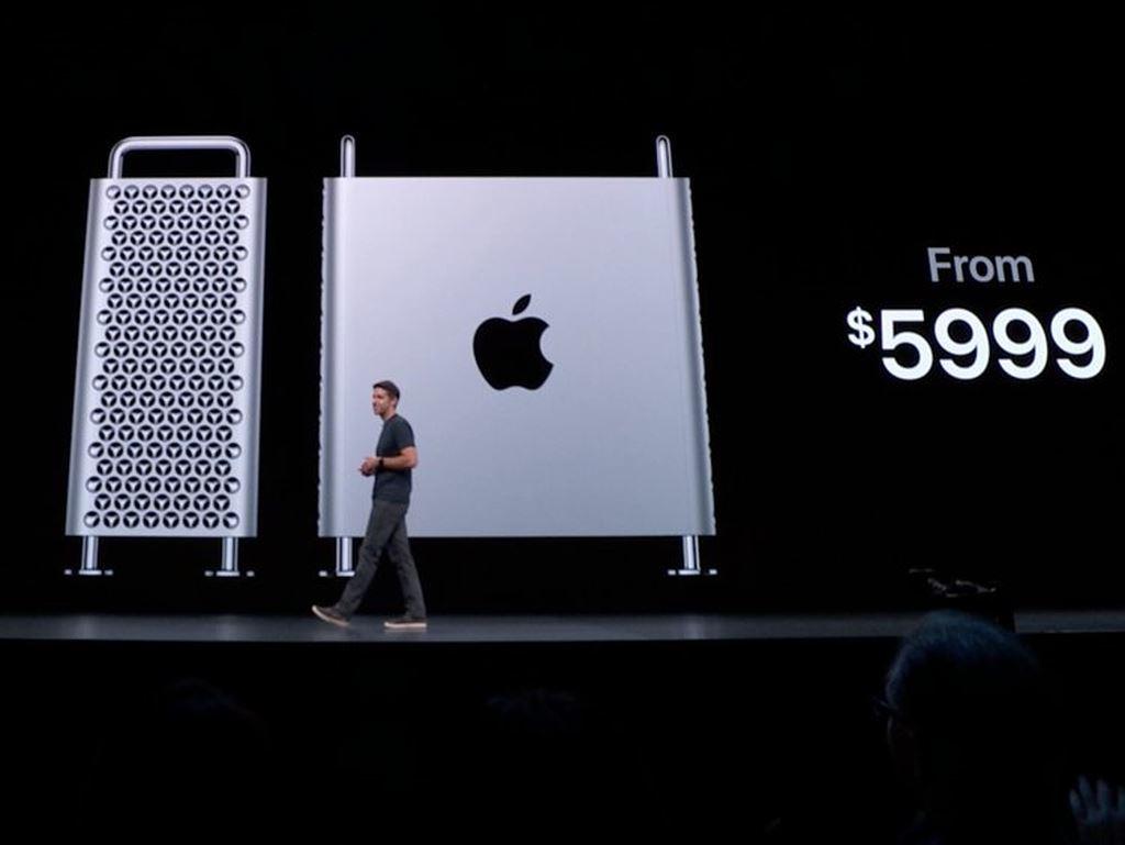Apple công bố Mac Pro mới, giá từ 6.000 USD