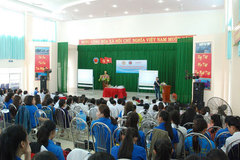 Doanh nghiệp hỗ trợ sinh viên Ninh Thuận học nghiệp vụ khách sạn