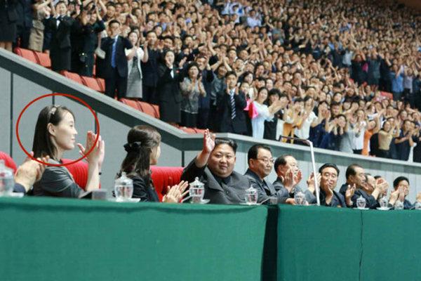 Em gái quyền lực của Kim Jong Un bất ngờ tái xuất