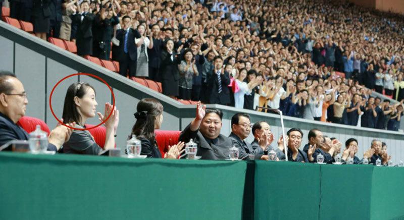 Triều Tiên,Kim Jong Un,Kim Yo Jong,em gái Kim Jong Un