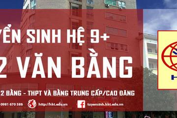 Trường CĐ nghề Công nghệ cao Hà Nội tuyển sinh hệ 9+ (tốt nghiệp THCS)