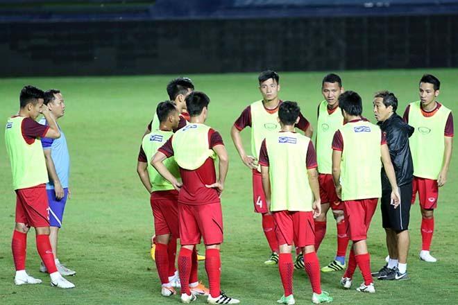 Đội hình Việt Nam vs Thái Lan: Tuấn Anh trở lại, Công Phượng dự bị
