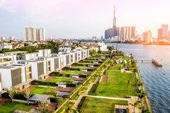 Holm Residences - 'độc bản' kiến trúc đô thị đậm chất thượng lưu