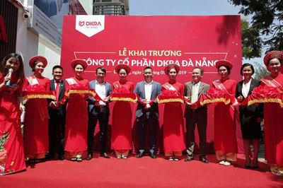 Khai trương DKRA Đà Nẵng, thành viên thứ tư trong hệ thống DKRA Vietnam