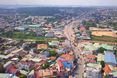 Lên đô thị loại II, Tân Uyên thành điểm nóng đầu tư BĐS?