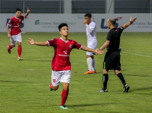 Martin Lo's journey from Australia to Vietnam U23