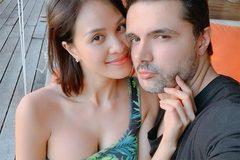 MC sexy nhất showbiz Việt: Tôi cưới chồng Tây không phải để 'chạy bầu'