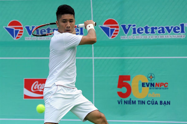 Vu Thanh Tung wins opening match at Masters 500 event